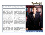 Criminal defense Super Lawyers Article